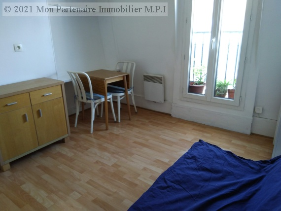 location appartement PARIS 14 1 pieces, 13m