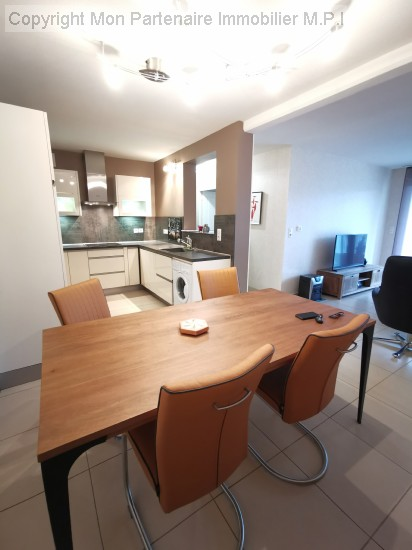 vente appartement AU COEUR DU QUARTIER DE BOURRAN  3 pieces, 75m