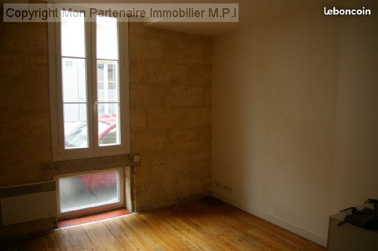 vente appartement  1 pieces, 19,13m